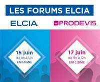 Elcia donne rendez-vous aux professionnels du secteur Menuiserie, Store, Fermeture autour de deux Forums digitaux