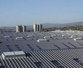 Une toiture de 17.000 m² éclairée avec Onduclair Thermo