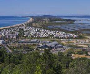 Evolution of new property prices on the French coast