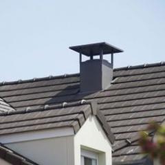 Sortie de toit destinée aux ventilations