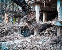 Manufacturers of mineral construction products create an eco-organization to recover inert building waste