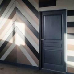 Parement aluminium intérieur et extérieur