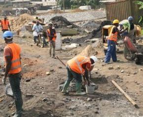 Projet routier en zone rouge entre la République démocratique du Congo et...