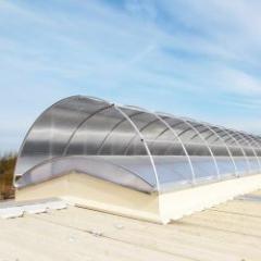 Thermal improvement skylight