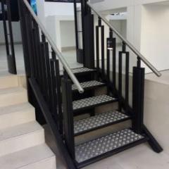 Escalier élévateur 2 en 1
