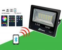 Un nouveau e-spot led couleur intelligent chez Ribimex