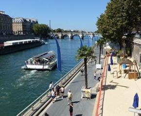 The 20 years of Paris Plages under the sign of sport