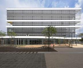 L'agence d'architectes Valode & Pistre dévoile Urban Garden à Lyon