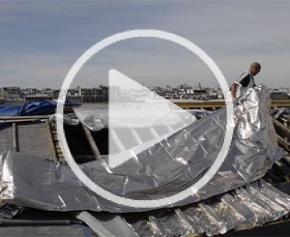 Rénovation d'une toiture parisienne avec Triso-Toiture