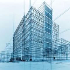 Digitization of an existing building into a BIM digital model