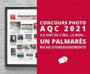 16th edition of the Photo Contest of the Construction Quality Agency: Avoiding ...