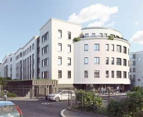 In Suresnes, Vilogia and Bouygues Bâtiment are launching the metamorphosis of ...