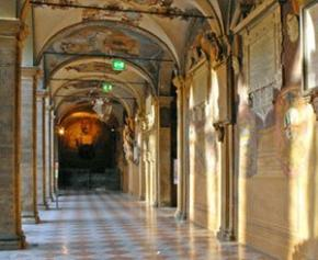 The porticoes of Bologna in Italy listed as World Heritage by Unesco
