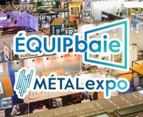 """Everyone at Équipbaie-Métalexpo 2021, """"The unmissable event for an entire industry"""""""