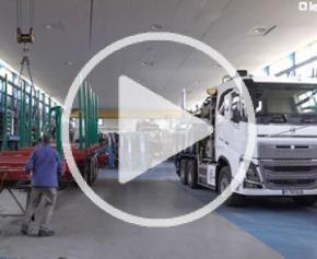 L'usine Friederich se modernise avec des installations électriques Legrand en indice de service 223
