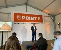 POINT.P continue de déployer une multitude de services pour accompagner les artisans