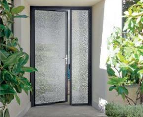 Porte Grand Vitrage, des portes d'entrée sur l'avenir
