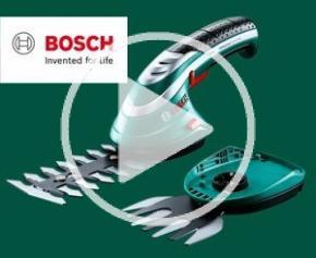 Système anti-blocage - Cisailles-sans-fil Bosch