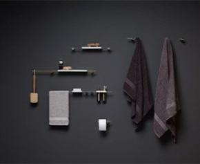 Elementa, new series of Ritmonio accessories for bathrooms ...