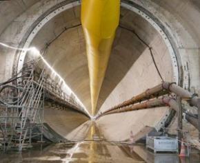 Prolongement du RER E à Paris, un chantier souterrain géant dans un...
