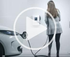 Legrand Green'up Premium charging stations for electric or hybrid vehicles ...
