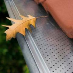 Grille pare-feuilles