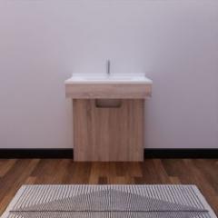 Meubles de salle de bains adaptés PMR