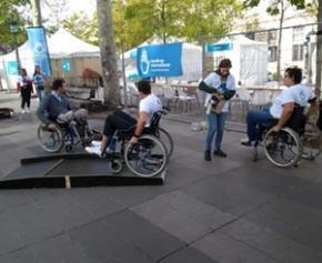 L'ONU appellent la France à améliorer sa copie sur le Handicap...