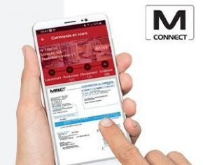 M Connect, your exchanges with the Millet Group at your fingertips