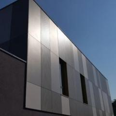 Finitions de surface des panneaux de façade en fibre-ciment Copanel