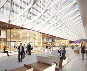 La SNCF inaugure sa Gare Montparnasse rénovée par le privé, sans surcoûts