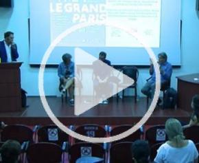 L'illustration et la ville : le cas du Grand Paris