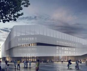 Feu vert de la métropole de Lyon au projet d'Arena révisé de l'OL