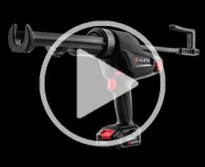 Nouveau pistolet mastic à batterie Li-Ion 12V MCube® - Würth