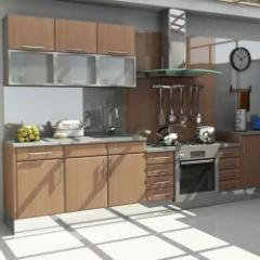 Logiciel d'agencement de cuisine, salle de bains, dressing