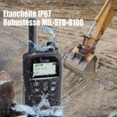 Solution radio push-to-talk sur réseaux LTE (4G) / 3G