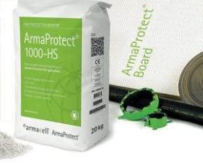 ArmaProtect® : nouveau système de protection passive contre l'incendie...