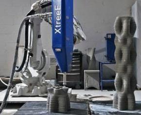 Spie batignolles devient constructeur imprimeur de solutions 3D...
