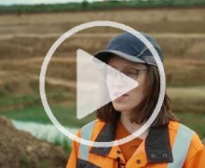 La réutilisation des terres de chantier