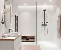 Nouvelle ligne de douches Hansgrohe Pulsify pour un confort maximal et un espace optimisé