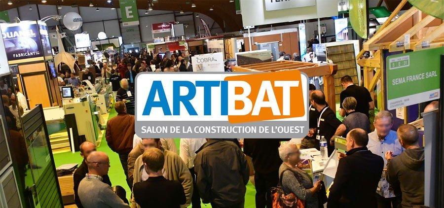 Artibat 2018 du 24 au 26 octobre à Rennes