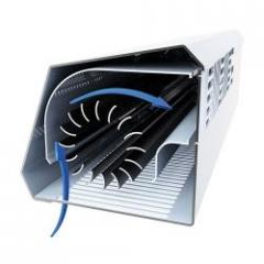 Innovative ventilation system that adapts to all electric roller shutters