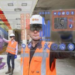 Solutions immersives pour les métiers de la construction