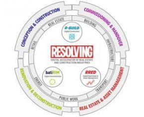 Resolving présente ses nouvelles solutions BIM Stand E42-F43 et C2-E1