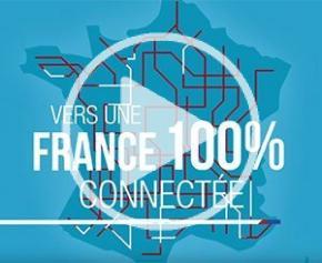 Vers une France 100% connectée