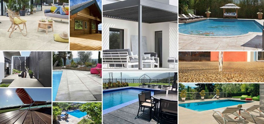 The latest trends for your outdoor layouts