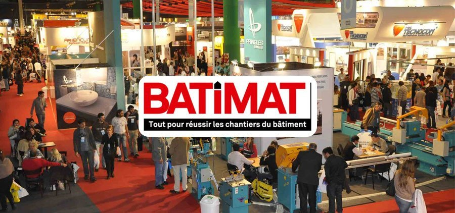 Batimat from 4 to 8 November at the Paris Nord Villepinte Exhibition Center