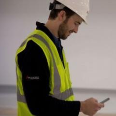 Application mobile de suivi de chantier