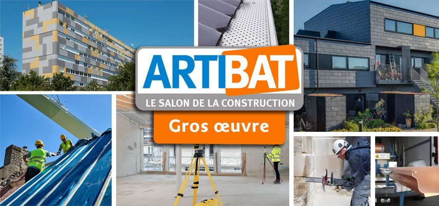 Artibat 2021 du 13 au 15 octobre à Rennes