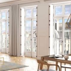 La fenêtre dans la pure tradition haussmannienne
